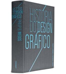 Capa do Livro - HISTÓRIA DO DESIGN GRÁFICO