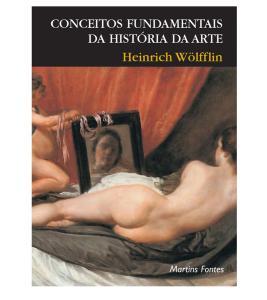 Capa do Livro - Conceitos fundamentais da história da arte