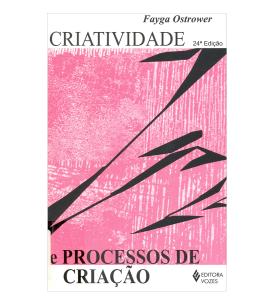 Capa do Livro - Criatividade e processos de criação