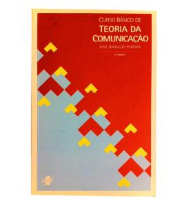 Capa do Livro - Curso básico de teoria da comunicação