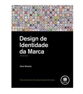 Capa do Livro - Design de identidade de marca