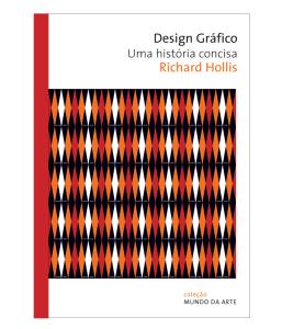 Capa do Livro - Design gráfico:  Uma história concisa