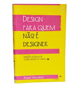 Capa do Livro - Design pra quem não é designer