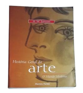 Capa do Livro - História geral da arte: O mundo moderno