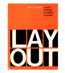 Capa do Livro - Layout: O design da página impressa
